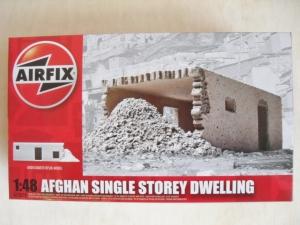 AIRFIX 1/48 75009 AFGHAN SINGLE STOREY DWELLING