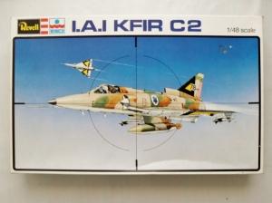ESCI 1/48 4007 I.A.I. KFIR C2