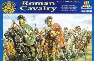 ITALERI 1/72 6028 ROMAN CAVALRY