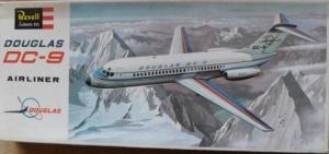 REVELL  H246 DOUGLAS DC-9  1/120