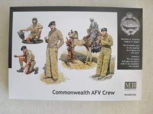 MASTERBOX 1/35 3564 COMMONWEALTH AFV CREW
