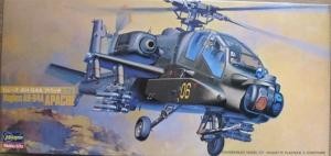 HASEGAWA 1/72 808 HUGHES AH-64A APACHE