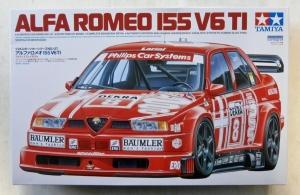 TAMIYA 1/24 24137 ALFA ROMEO 155 V6 TI