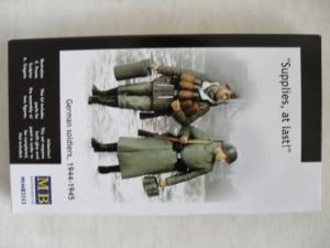 MASTERBOX 1/35 3553 SUPPLIES AT LAST - GERMAN SOLDIERS 1944-45