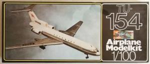 VEB 1/100 Tu-154 AEROFLOT