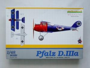 EDUARD 1/48 8415 PFALZ D.IIIa