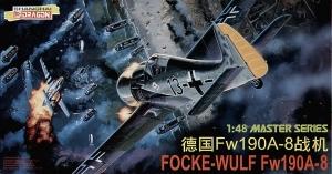 DRAGON 1/48 5502 FOCKE-WULF Fw 190 A8