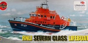 AIRFIX 1/72 07280 RNLI SEVERN CLASS LIFEBOAT