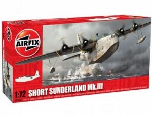AIRFIX 1/72 06001 SHORTS SUNDERLAND Mk.III