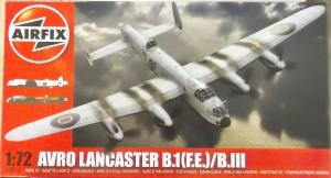 AIRFIX 1/72 08013 AVRO LANCASTER B.1 F.E. /B.II