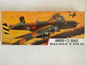 AIRFIX 1/72 584 HALIFAX B Mk III