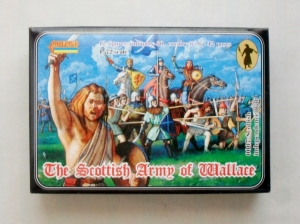 STRELETS 1/72 0007 SCOTTISH ARMY OF WALLACE