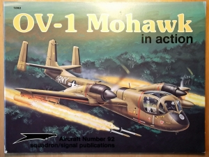 SQUADRON/SIGNAL AIRCRAFT IN ACTION  1092. OV-1 MOHAWK