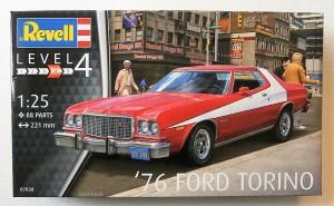 REVELL 1/25 07038 1976 FORD TORINO