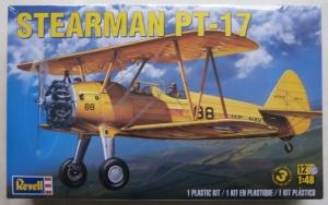 REVELL 1/48 5264 STEARMAN PT-17