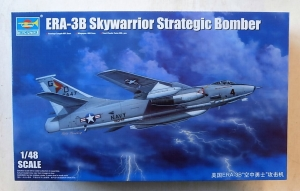 TRUMPETER 1/48 02873 ERA-3B SKYWARRIOR STRATEGIC BOMBER