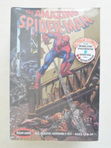 POLAR LIGHTS OTHER SCALE 855 THE AMAZING SPIDERMAN