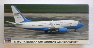 HASEGAWA 1/200 10667 C-40C AMERICAN GOVERNMENT AIR TRANSPORT