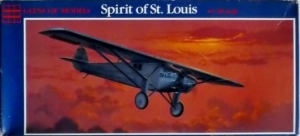 GLENCOE 1/48 03101 SPIRIT OF ST.LOUIS