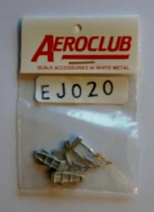 AEROCLUB 1/72 EJ020 MIG-15/17 EJECTION SEATS