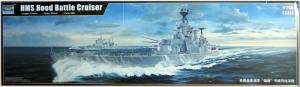 TRUMPETER 1/200 03710 HMS HOOD 1941  UK SALE ONLY
