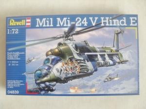 REVELL 1/72 04839 MIL Mi-24 V HIND E