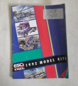 ESCI  ESCI 1992