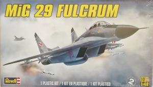 REVELL 1/48 5865 MiG 29 FULCRUM