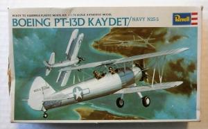 REVELL 1/72 H649 BOEING PT-13D KAYDET NAVY N2S-5