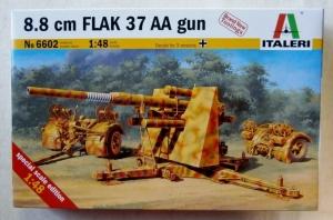 ITALERI 1/48 6602 88mm FLAK 37 AA GUN