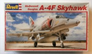 REVELL 1/72 4358 McDONNELL DOUGLAS A-4F SKYHAWK