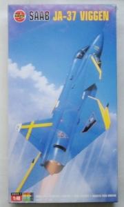 AIRFIX 1/48 07107 SAAB JA-37 VIGGEN
