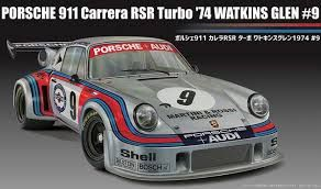 FUJIMI 1/24 126494 PORSCHE 911 CARRERA RSR TURBO 1974 WATKINS GLEN  9