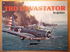 SQUADRON/SIGNAL AIRCRAFT IN ACTION  1097. TBD DEVASTATOR