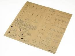 TAMIYA 1/35 12689 10 IN 1 RATION CARTONS WWII