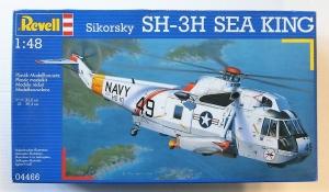 REVELL 1/48 04466 SIKORSKY SH-3H SEA KING