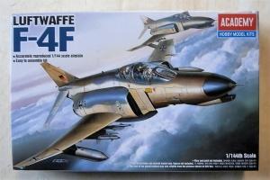 ACADEMY 1/144 12611 LUFTWAFFE F-4F