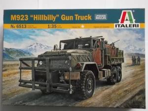 ITALERI 1/35 6513 M923 HILLBILLY GUN TRUCK