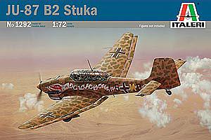 ITALERI 1/72 1292 JUNKERS Ju 87 B2/R2 STUKA