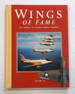 CHEAP BOOKS  ZB779 WINGS OF FAME VOLUME 10