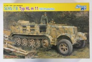 DRAGON 1/35 6794 Sd.Kfz.7 8t Typ HL m 11 1943 PRODUCTION