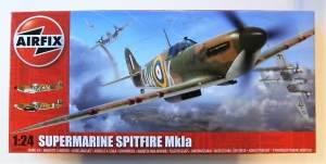 AIRFIX 1/24 12001A SUPERMARINE SPITFIRE Mk.IA  UK SALE ONLY