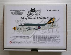 ALLEY CAT 1/72 72-001A FAIREY GANNET AEW Mk.3