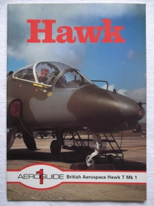 AEROGUIDES  01. BRITISH AEROSPACE HAWK T Mk 1
