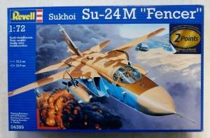 REVELL 1/72 04399 SUKHOI Su-24M FENCER