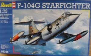REVELL 1/72 04344 F-104G STARFIGHTER