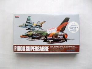 ARII 1/144 A396 F-100D SUPER SABRE