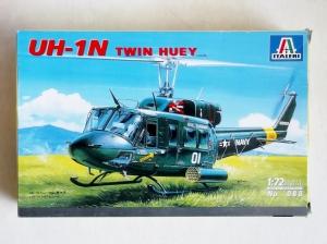 ITALERI 1/72 088 UH-1N TWIN HUEY