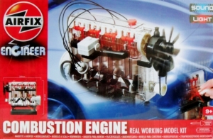 AIRFIX  42509 COMBUSTION ENGINE
