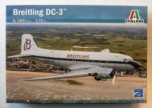 ITALERI 1/72 1393 BREITLING DC-3